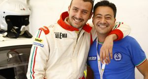 27.09.2014- Mario Manuel Buffoli, Abarth 695, Forza Service