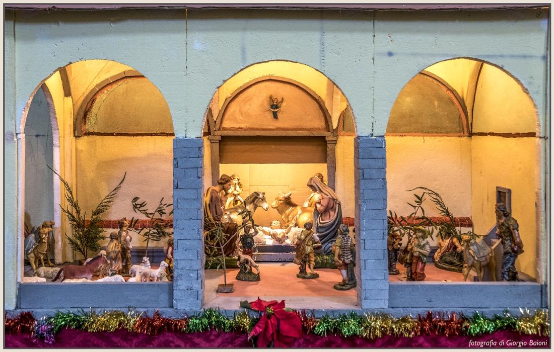 Convento Annunciata Rovato Coccaglio Interno Affreschi 110