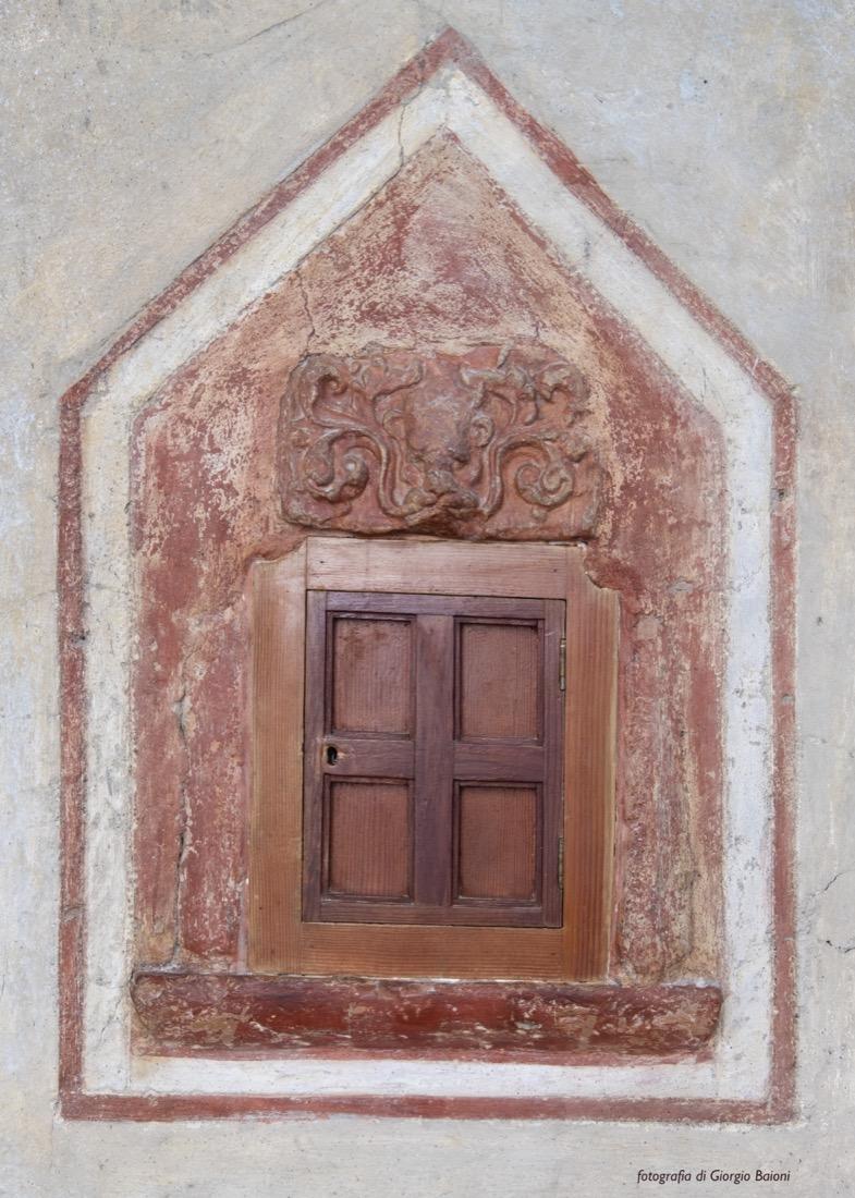 Convento Annunciata Rovato Coccaglio Interno Affreschi 13