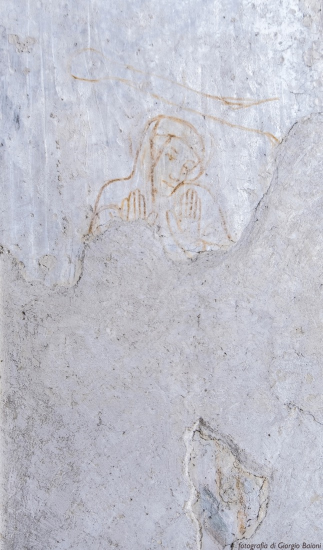 Convento Annunciata Rovato Coccaglio Interno Affreschi 16