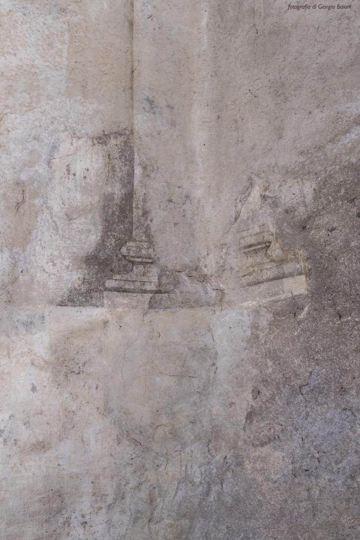 Convento Annunciata Rovato Coccaglio Interno Affreschi 17