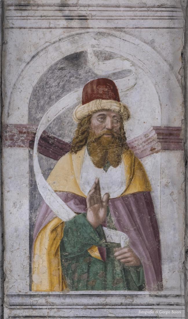 Convento Annunciata Rovato Coccaglio Interno Affreschi 35