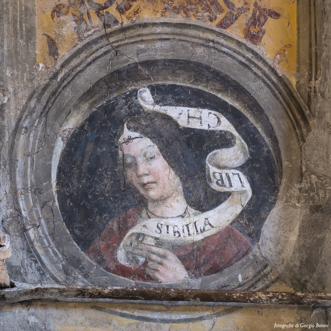 Convento Annunciata Rovato Coccaglio Interno Affreschi 43