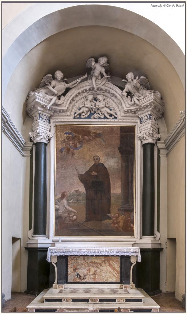 Convento Annunciata Rovato Coccaglio Interno Affreschi 54
