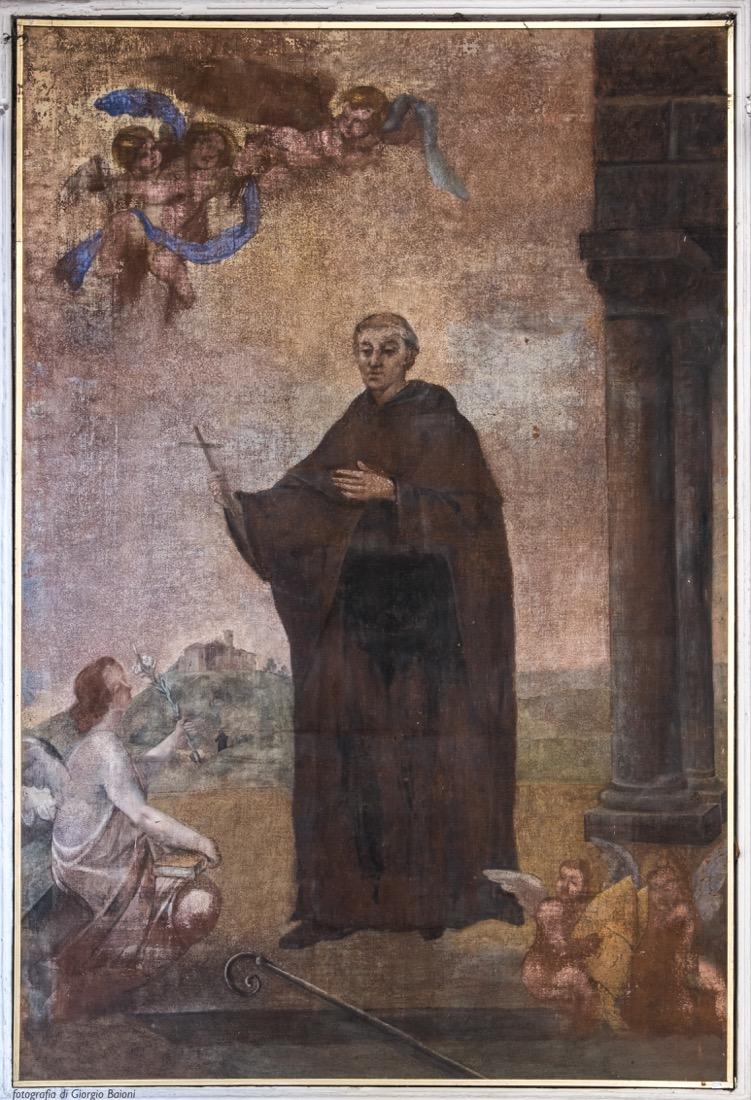 Convento Annunciata Rovato Coccaglio Interno Affreschi 55
