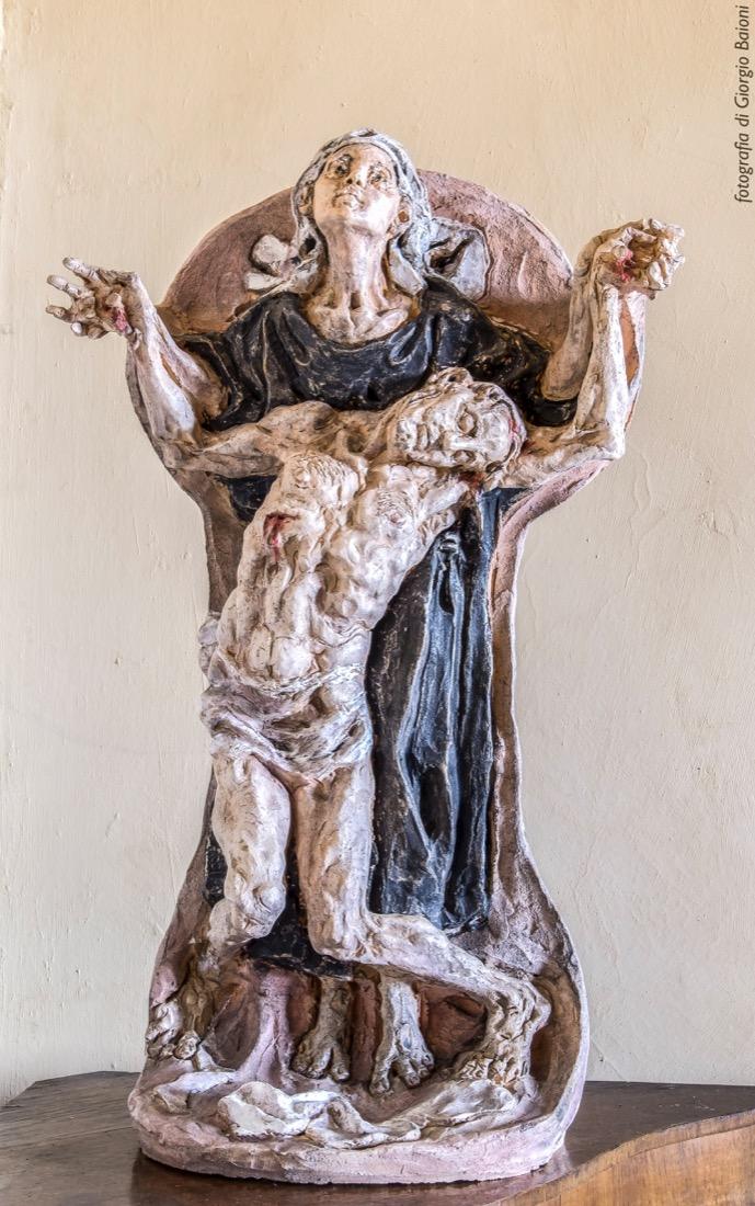 Convento Annunciata Rovato Coccaglio Interno Affreschi 59