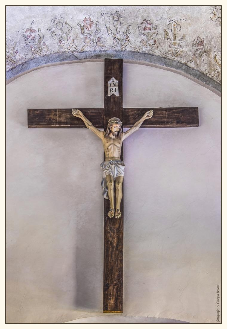 Convento Annunciata Rovato Coccaglio Interno Affreschi 61