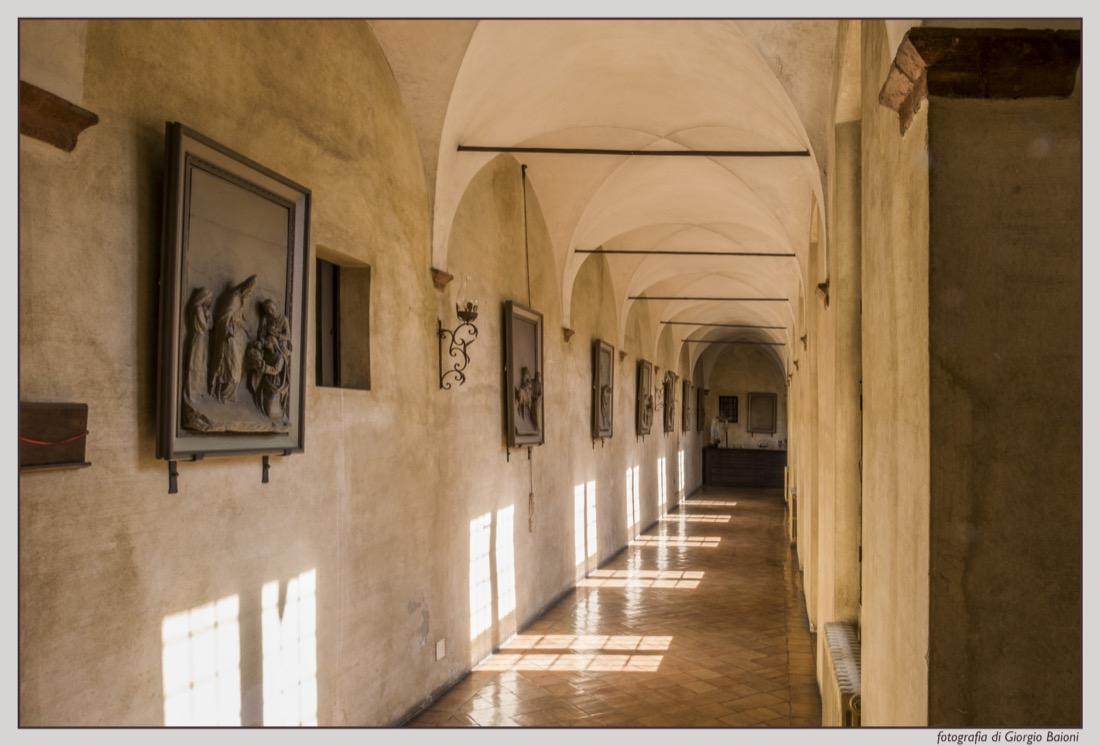 Convento Annunciata Rovato Coccaglio Interno Affreschi 76