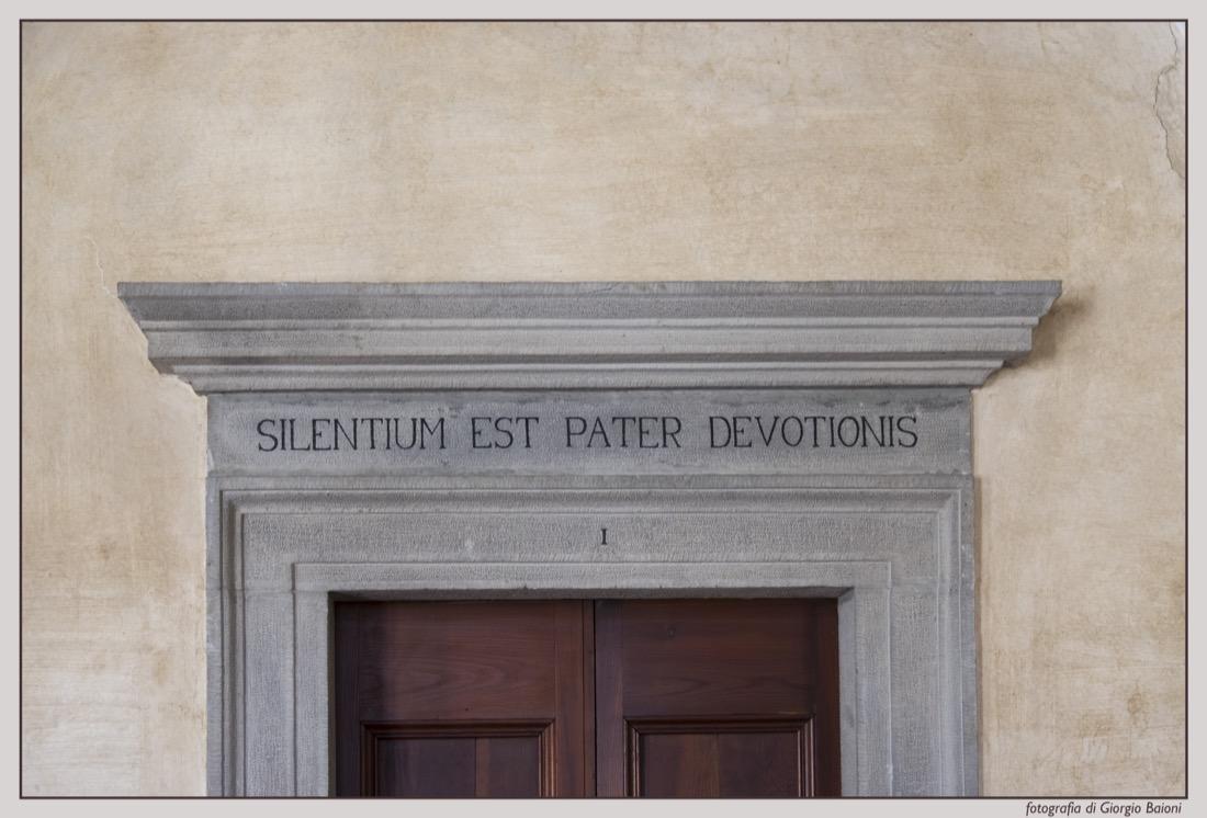 Convento Annunciata Rovato Coccaglio Interno Affreschi 81