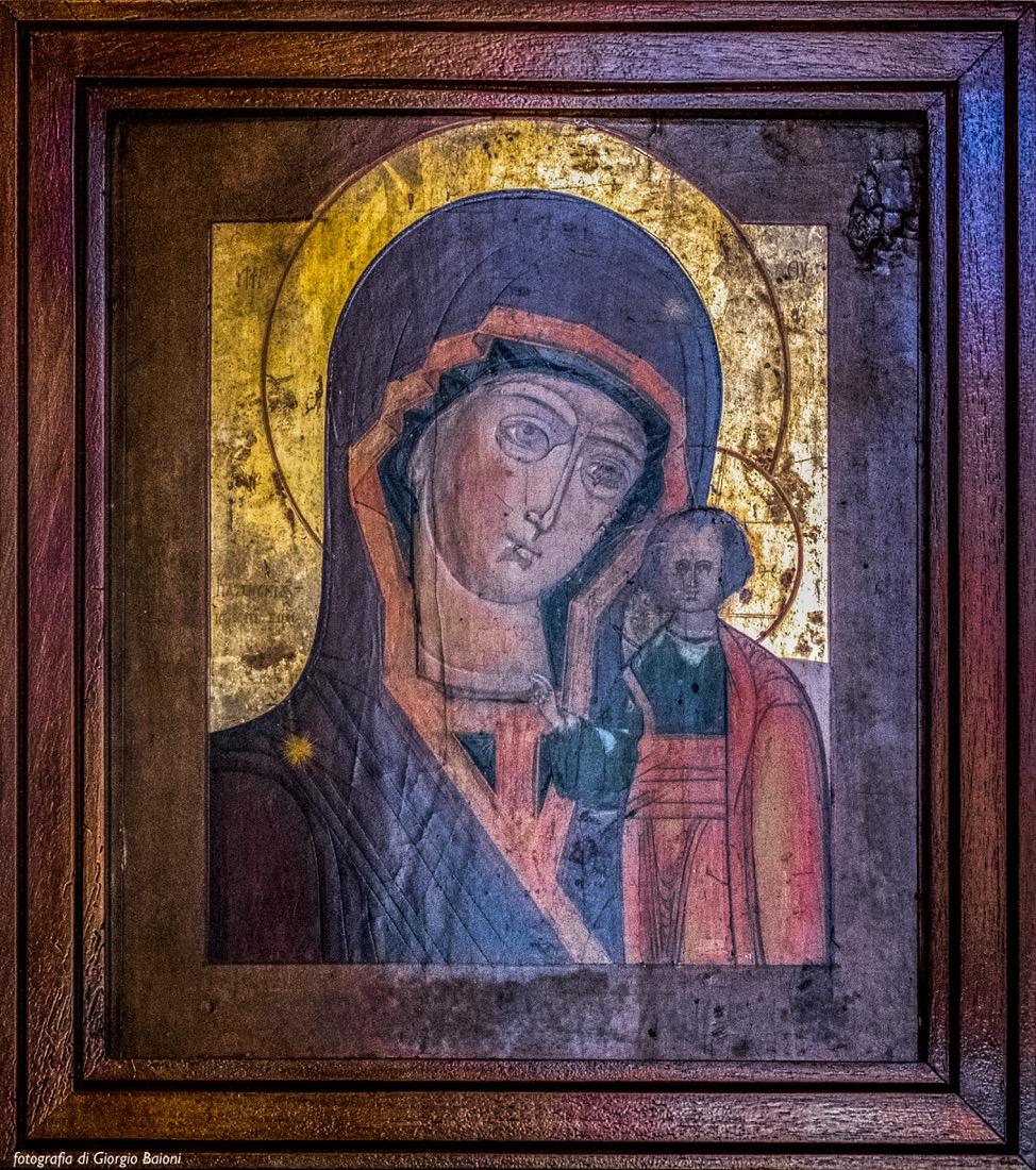 Convento Annunciata Rovato Coccaglio Interno Affreschi 84