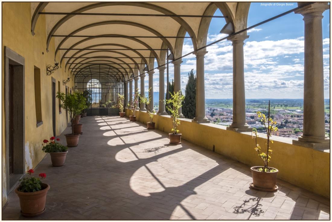 Convento Annunciata Rovato Coccaglio Interno Affreschi 99